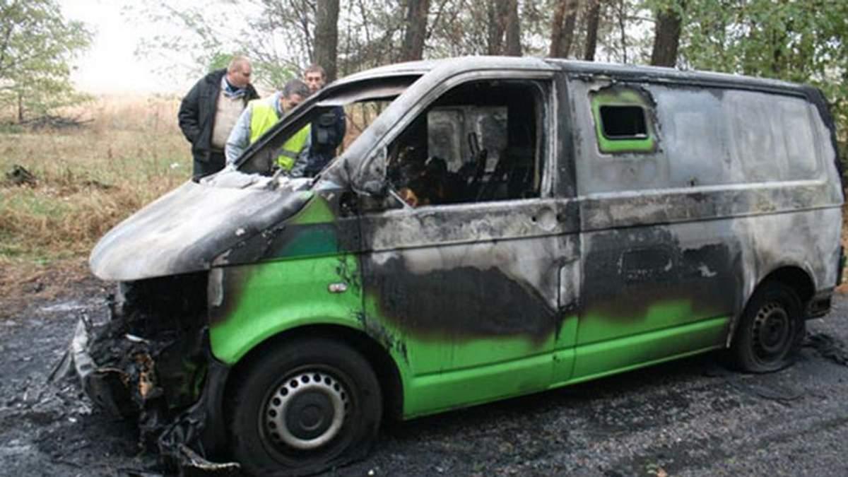 Полиция обнародовала шокирующую информацию относительно нападений на инкассаторов в Харькове