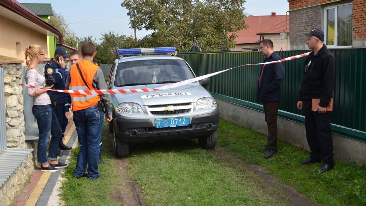 На Тернопільщині внаслідок вибуху гранати загинув поліцейський