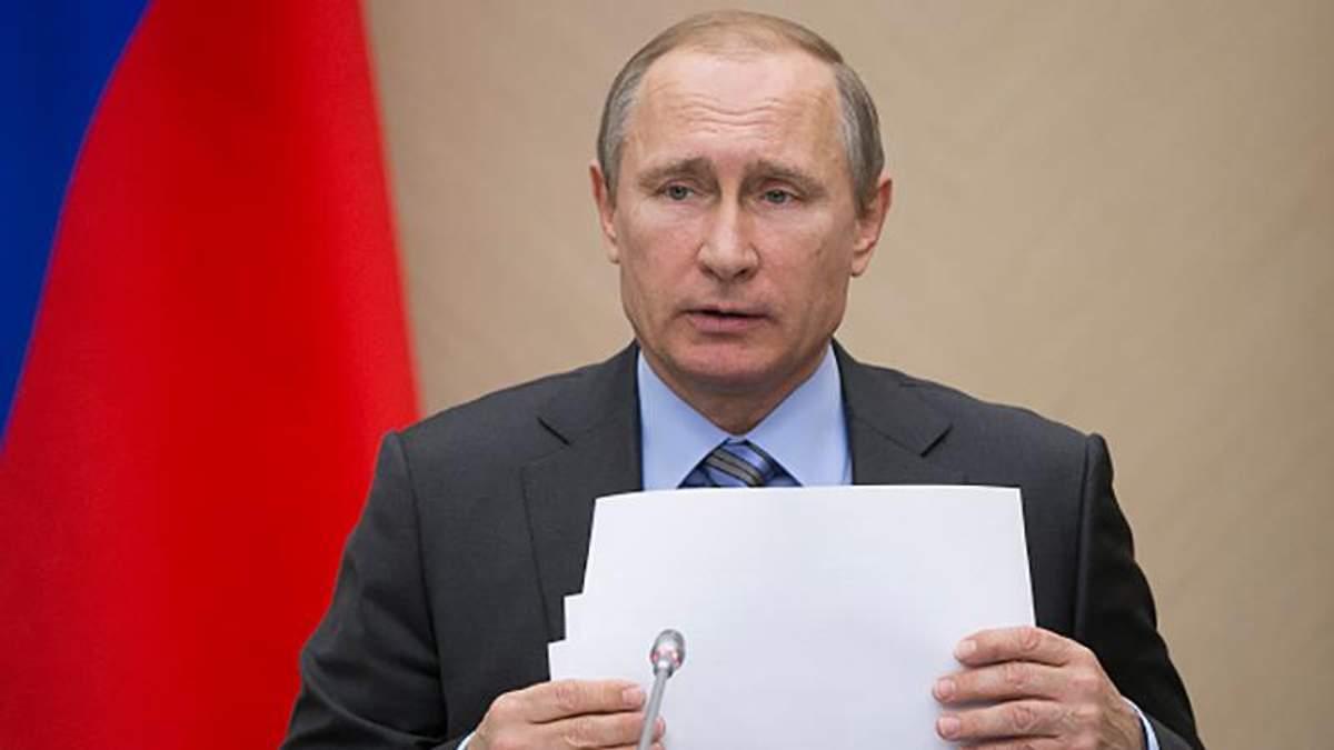 Експерт навів аргументи, чому Путін готується піти з Донбасу