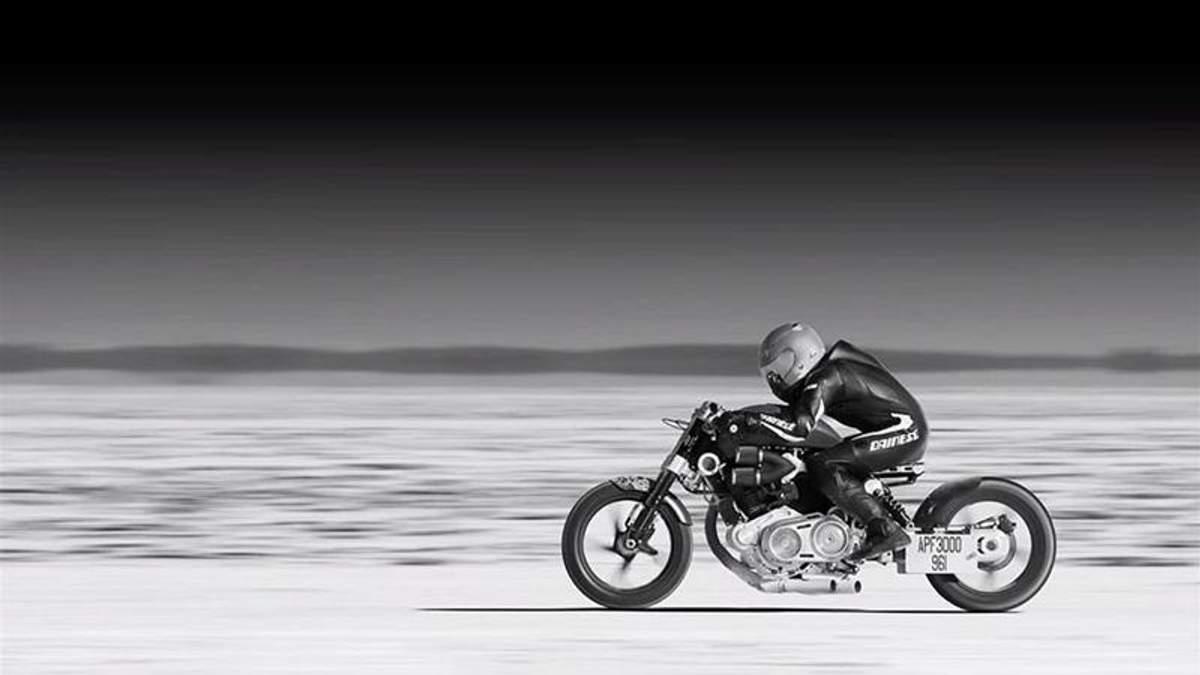 Харківська команда мотоциклістів встановила світовий рекорд швидкості