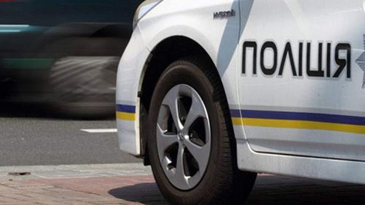 В Одесі п'яний поліцейський втік від патрульних