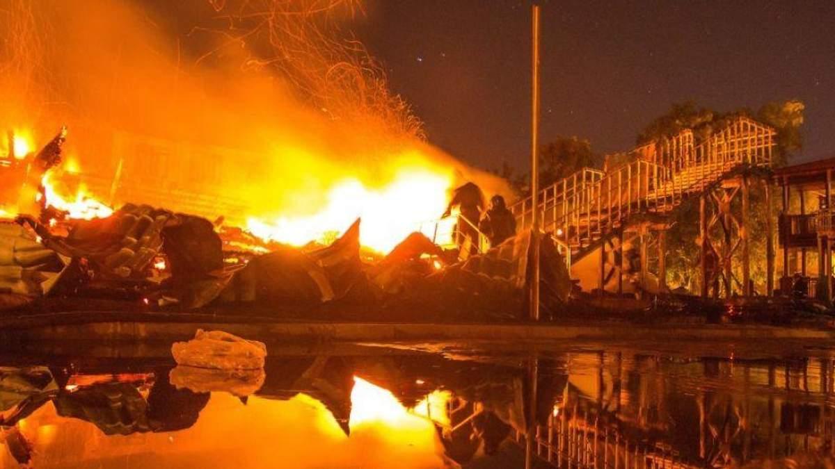 В директора табору, що згорів в Одесі, виявили цікаву знахідку