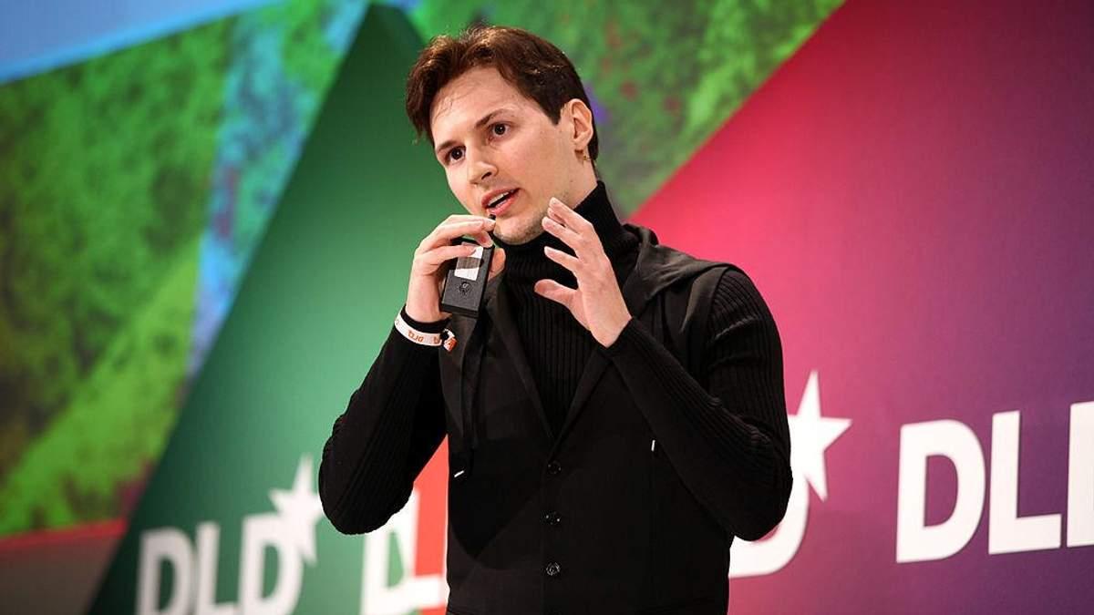 Іран висунув звинувачення Павлу Дурову