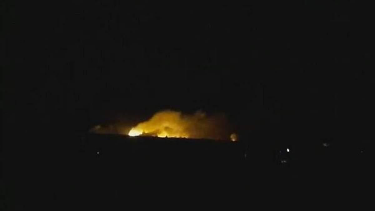 На склади українських боєприпасів в Калинівці здійснили атаку, – Бутусов