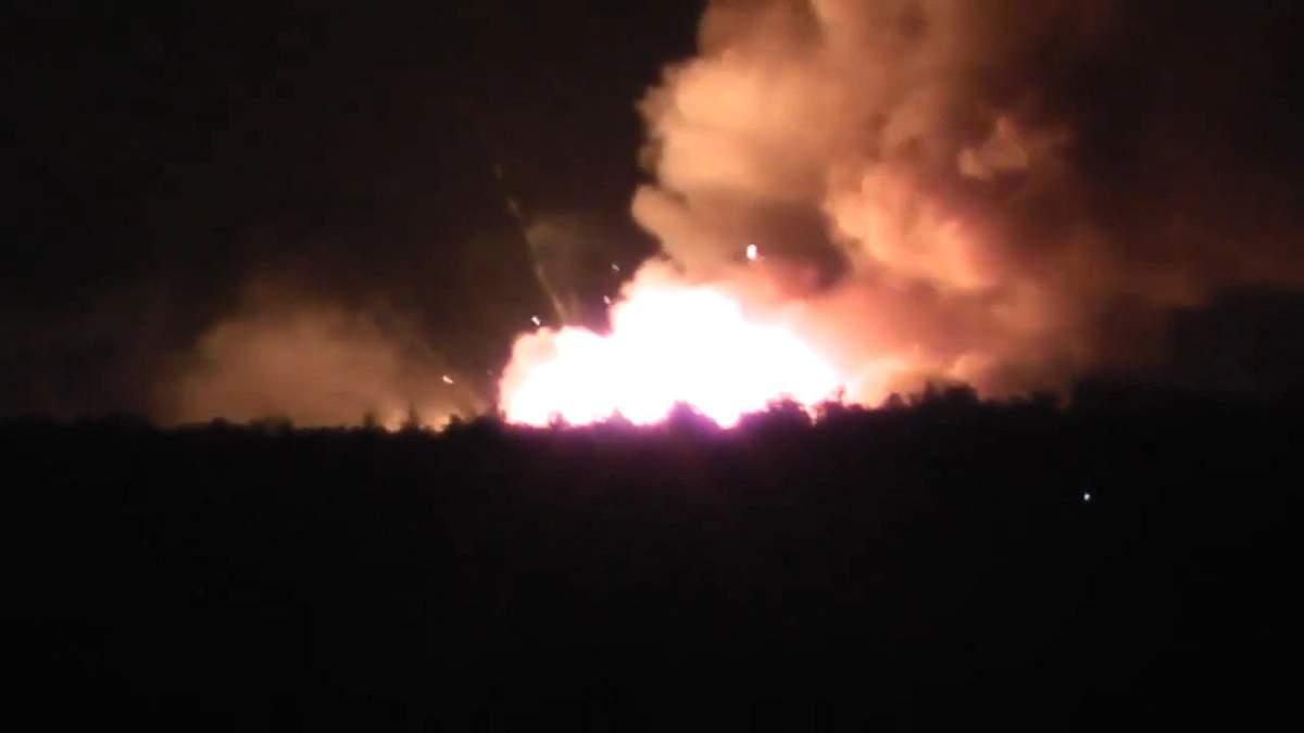 Вибухи на військових складах у Калинівці: головні події минулої ночі на Вінниччині