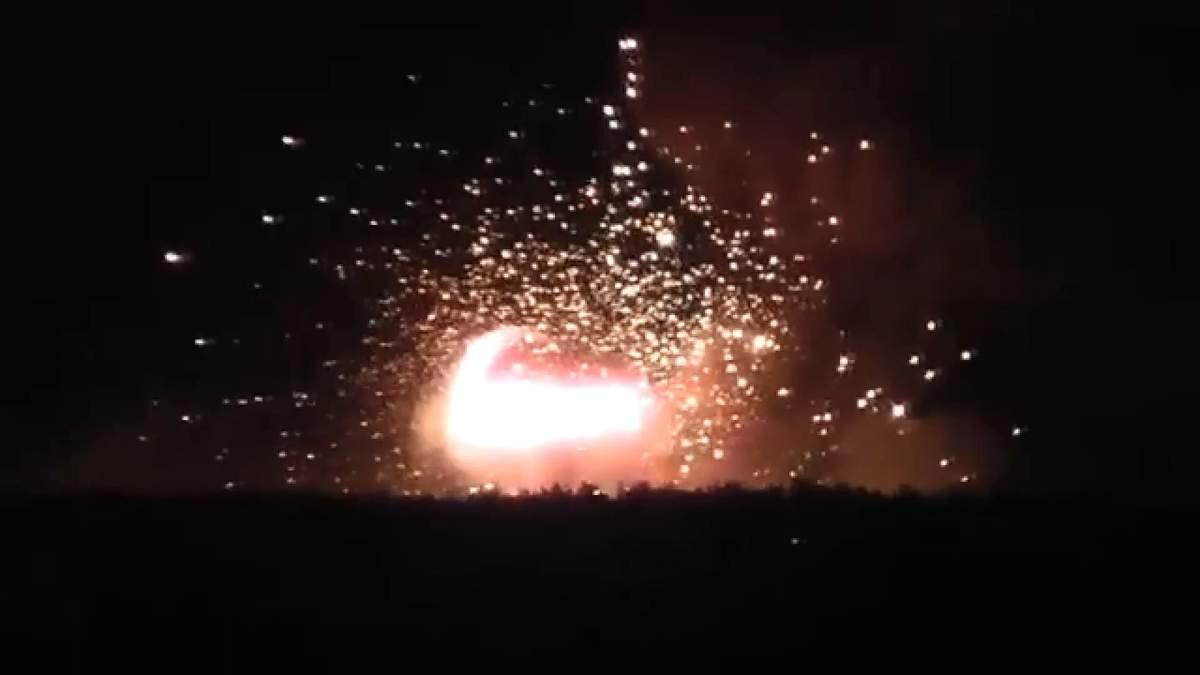 Взрывы в Калиновке назвали диверсией - Прокуратура