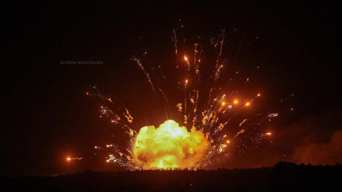 Рятувальники розповіли про кількість постраждалих через вибухи на військових складах у Калинівці