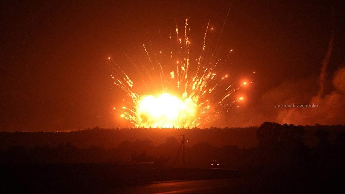 За вибухи на складах у Калинівці відповідальність має понести Муженко, – Геращенко