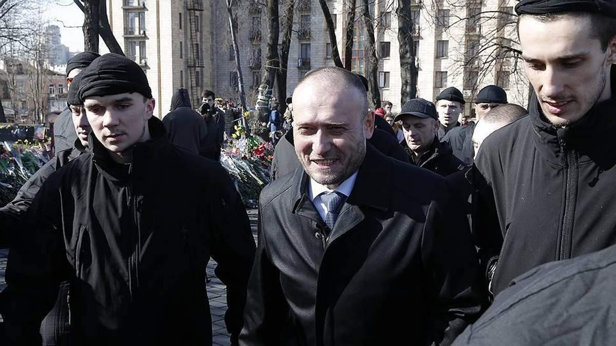 Экс-охранник Яроша странным образом исчез, а потом оказался в России, – активистка