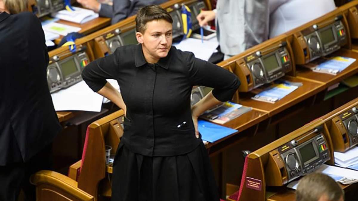 Я не могу комментировать реакцию каждого больного, – Савченко ответила Москалю