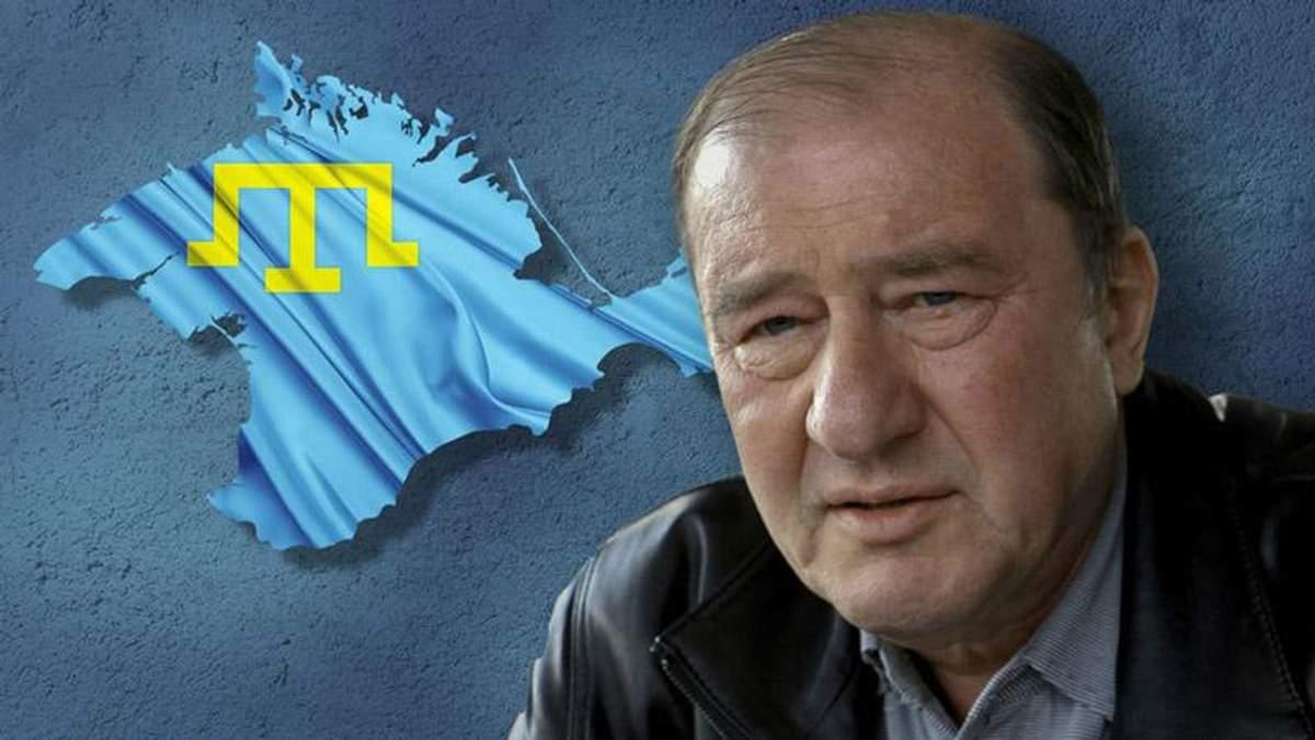 В Киеве крымчане организовали вечер солидарности с Ильми Умеровым