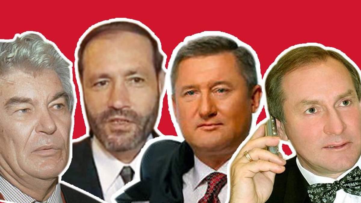 Убиты депутаты: Щербань, Гетьман и другие