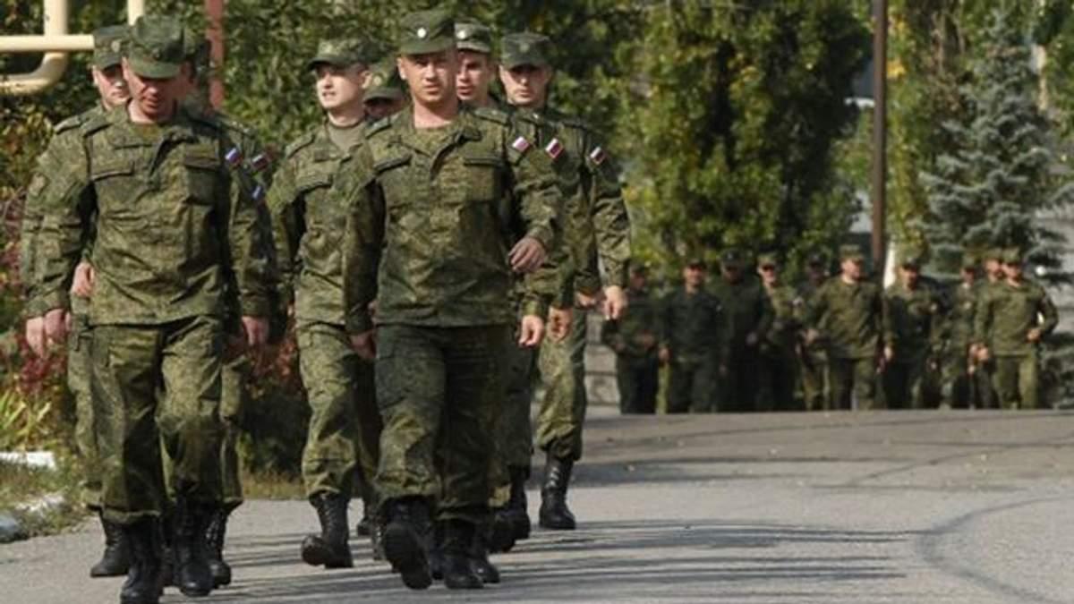 В Крыму Россия незаконно начинает призыв в армию