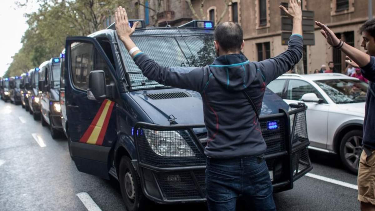 Портников о референдуме в Каталонии: Не надо путать свободу и богатство