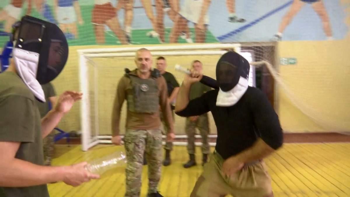 Как совершенствуются бойцы в учебном центре