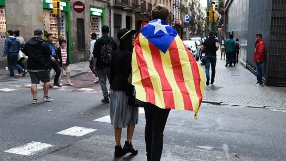 Столкновения на референдуме в Каталонии: количество пострадавших возросло почти вдвое