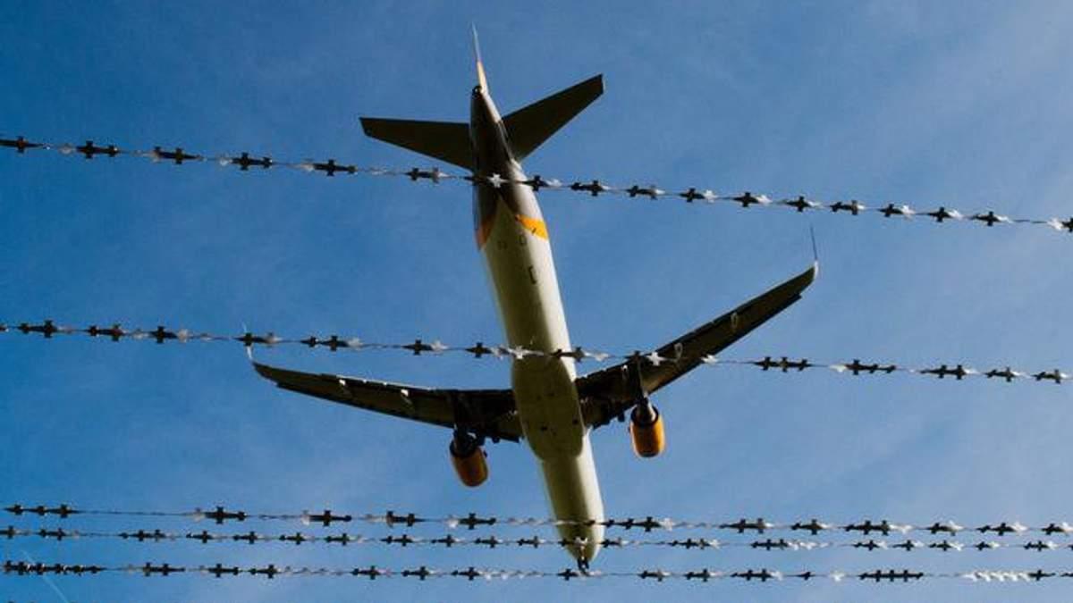 Заборону на польоти над складами у Калинівці знову продовжили