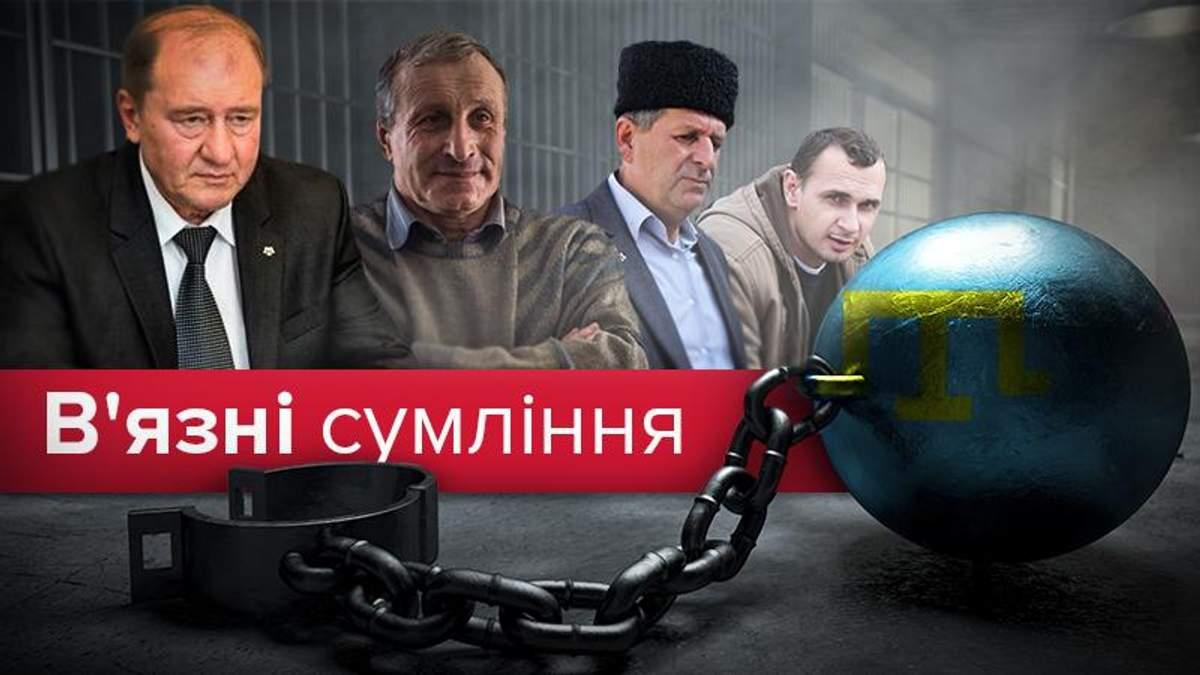 """Репресовані Путіним: кримські """"в'язні сумління"""", про яких потрібно пам'ятати"""