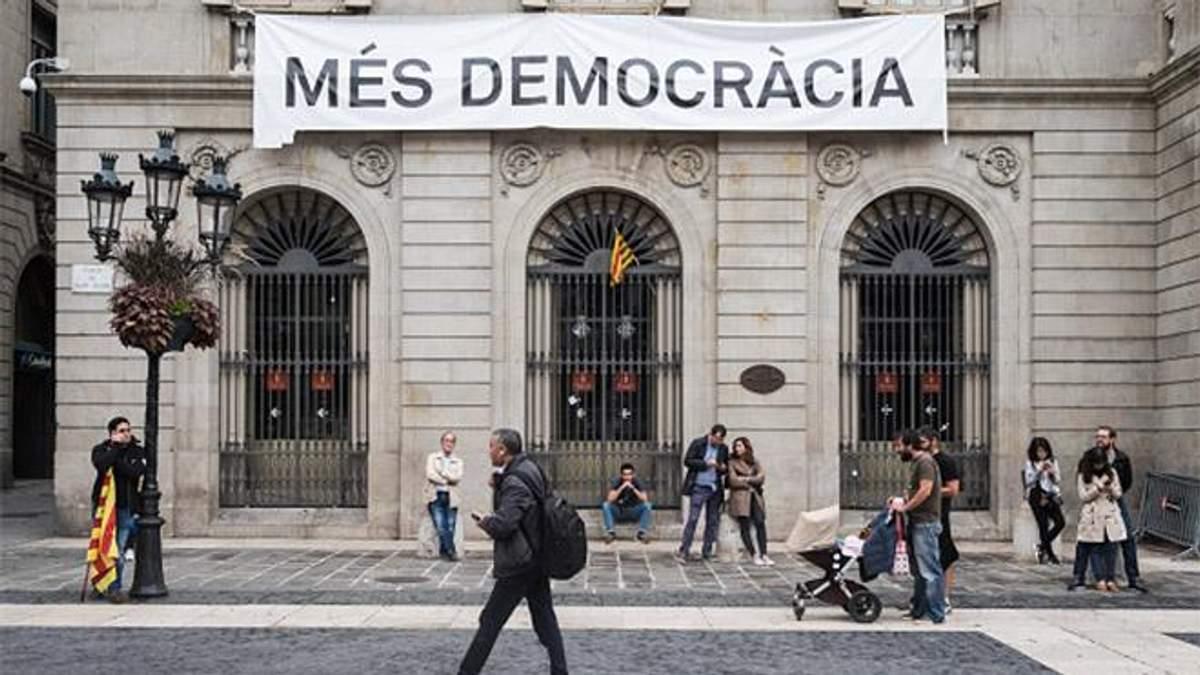 У Каталонії вимагають дострокових виборів від прем'єр-міністра Іспанії