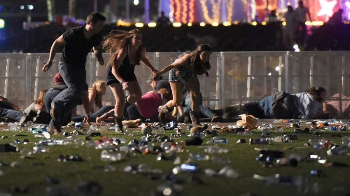 Это был хаос, как плохой фильм,  – очевидцы рассказали жуткие подробности стрельбы в Лас-Вегасе
