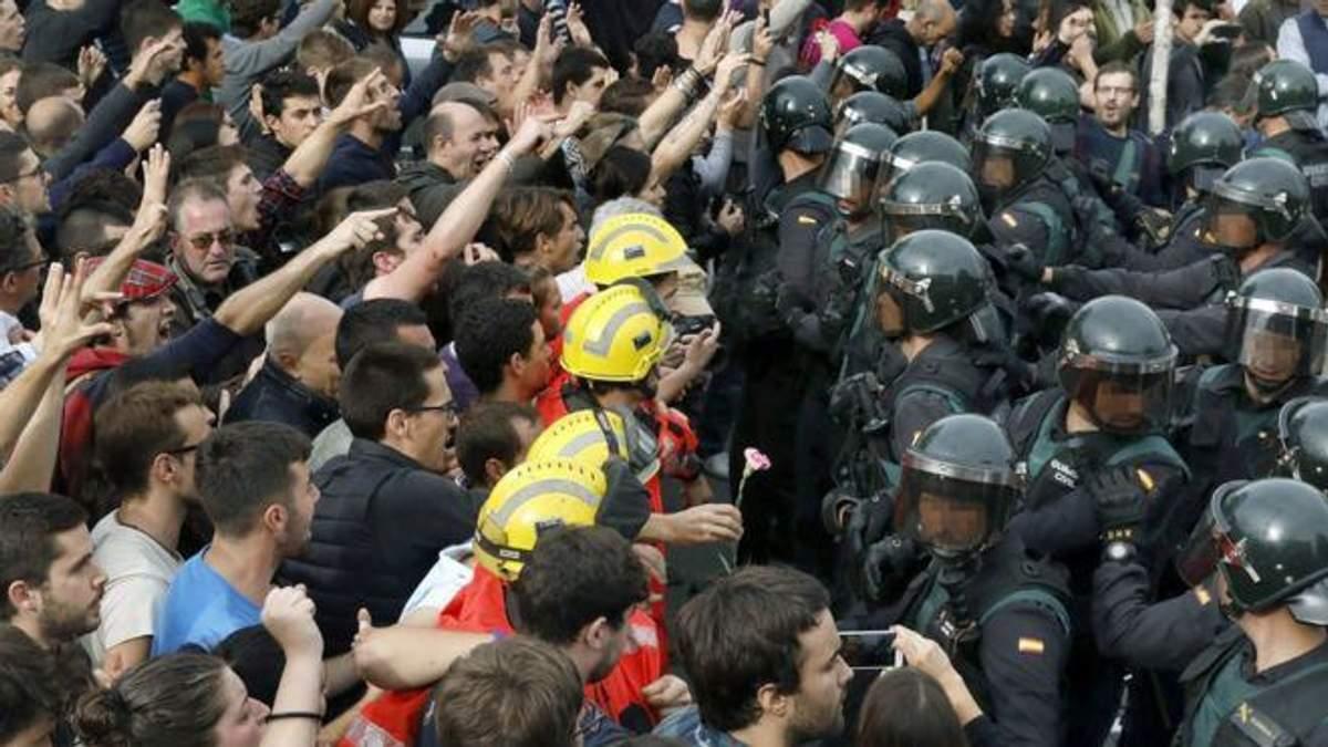 Имели ли право испанские власти так реагировать на референдум в Каталонии: мнение дипломата