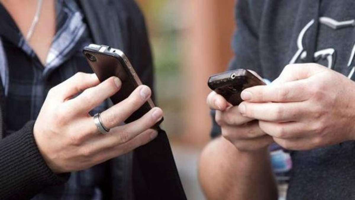 В оккупации проблемы с мобильной связью
