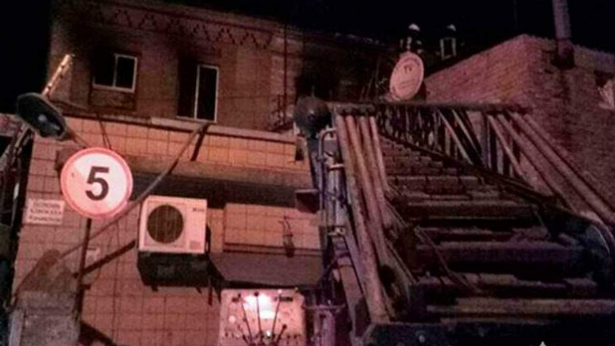 В пожаре в Запорожье погибли иностранцы: в полиции рассказали детали