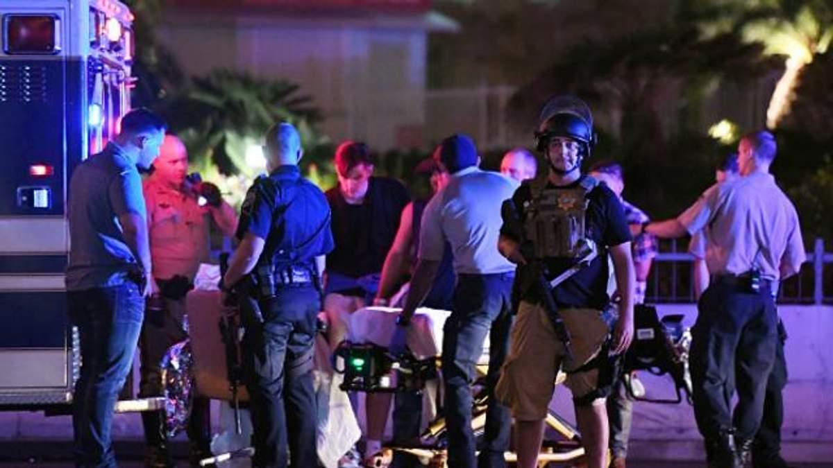 """Стрілянина у Лас-Вегасі: відповідальність взяла на себе """"Ісламська держава"""""""