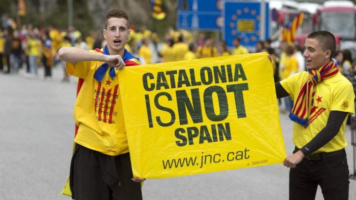 Референдум в Каталонии