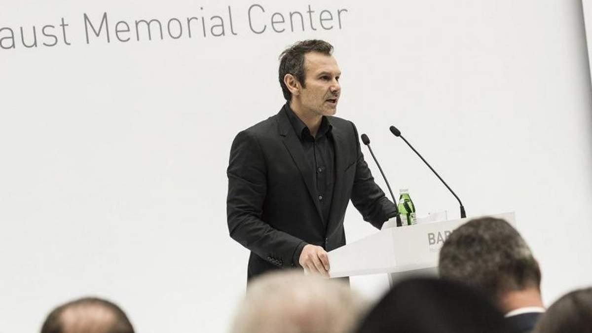Вакарчук выразил соболезнования семьям погибших в кровавой перестрелке в Лас-Вегасе