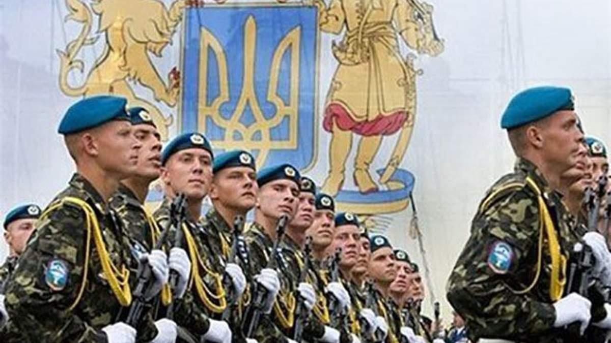 Численность украинской армии подошла к максимуму