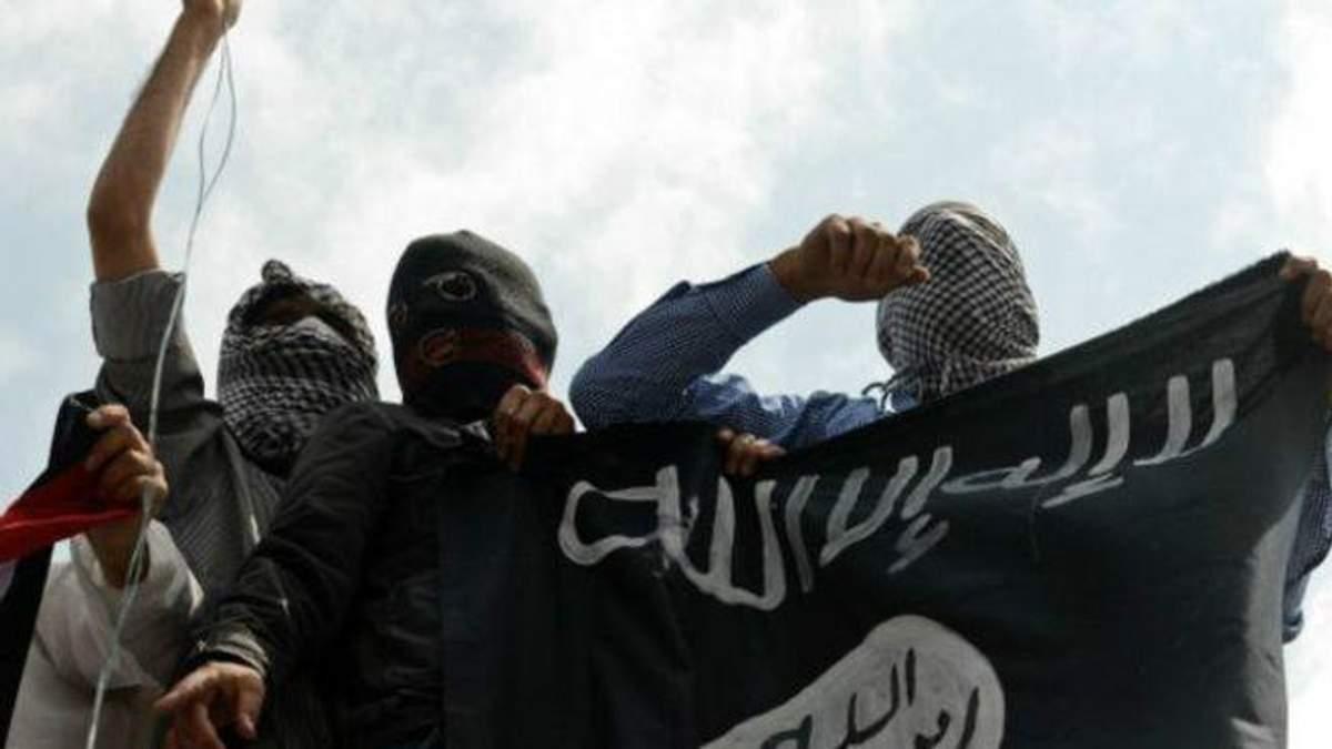 """""""Ісламська держава"""" опублікувала відео з російськими полоненими солдатами"""