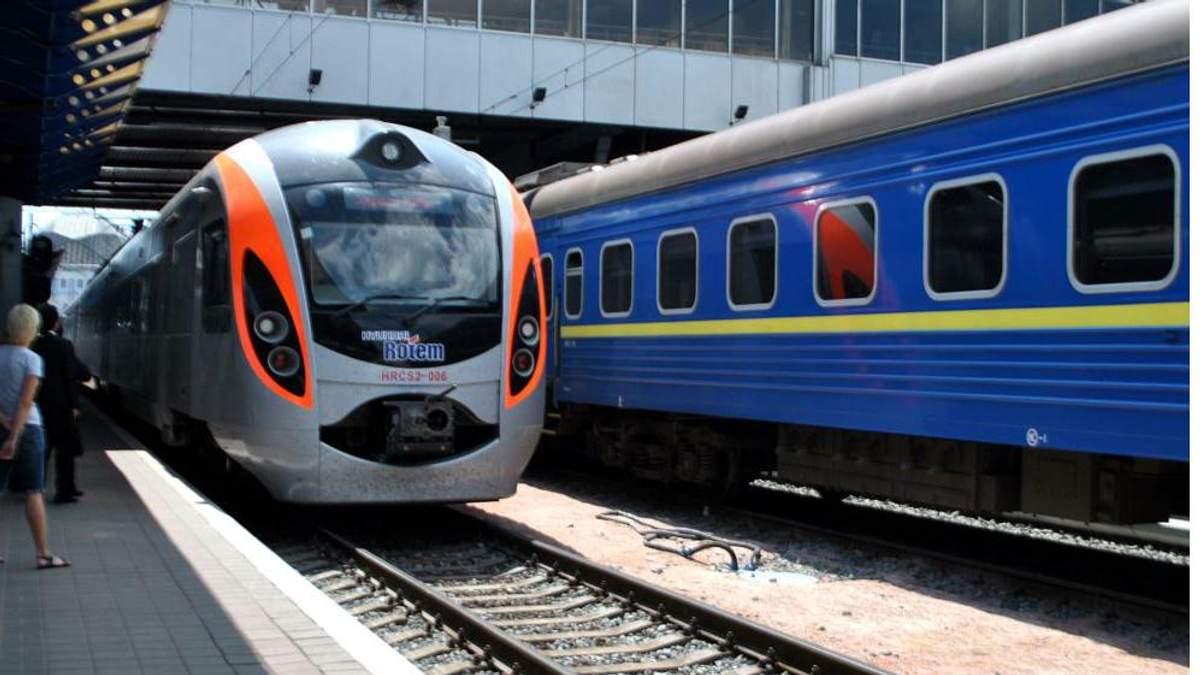 Новый поезд свяжет Ковель и Харьков