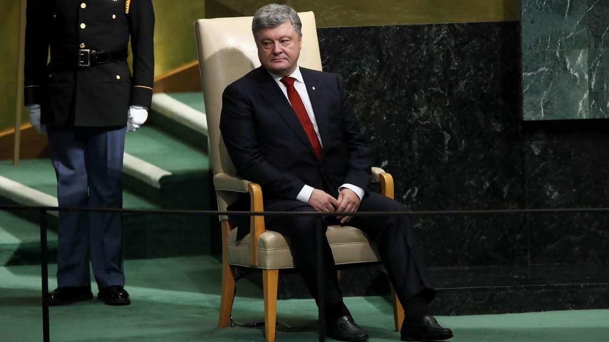 Порошенко підписав таємне рішення РНБО щодо військово-технічної співпраці з іншими державами