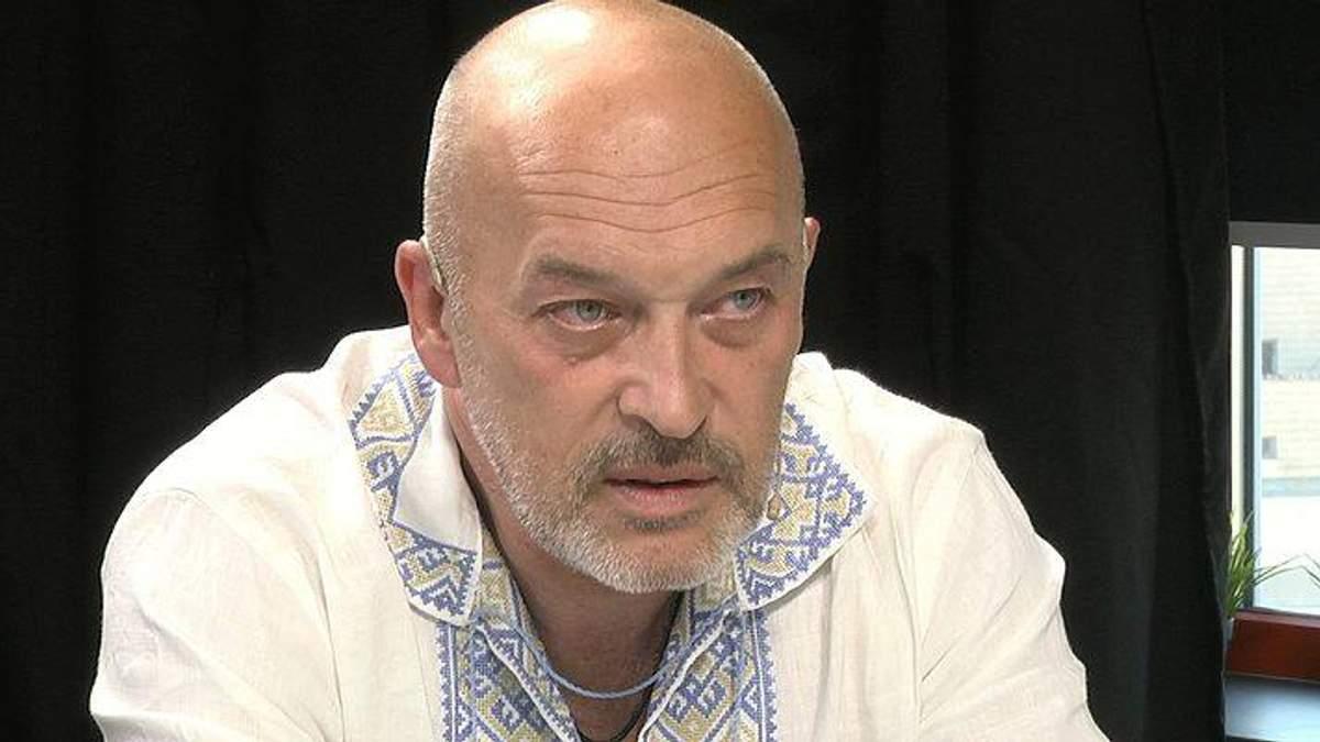 """Первый вариант законопроекта о реинтеграции Донбасса был с грифом """"съесть, но врагу не отдавать"""", – Тука"""