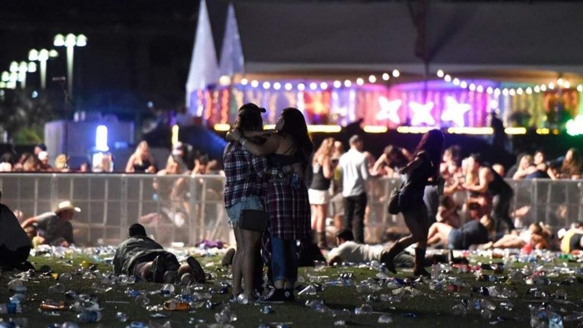 Стрілянина у Лас-Вегасі: нападник планував атаку на інший музичний фестиваль