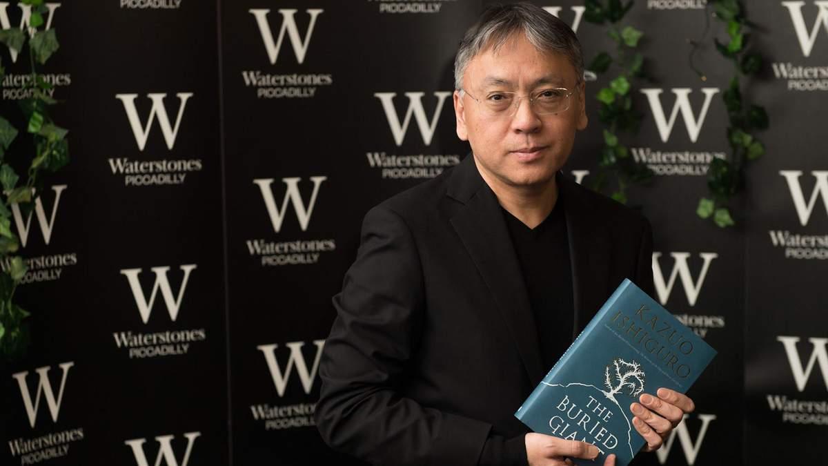 Нобелевская премия 2017 по литературе – лауреат Казуо Исигуро