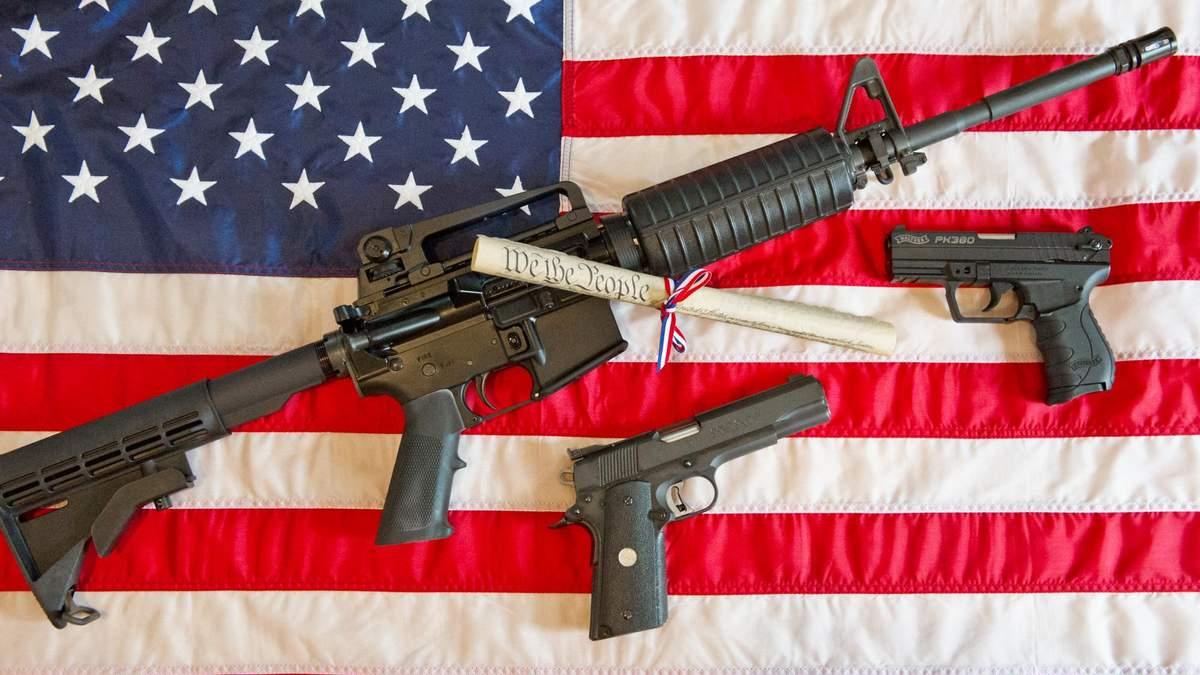Стрельба в Лас-Вегасе усилила дебаты вокруг законов об оружии в США