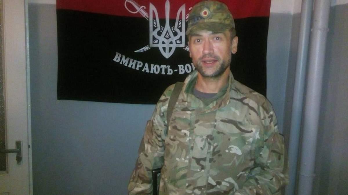 Відомий російський актор, що воює на Донбасі, пояснив інакшість воїнів АТО