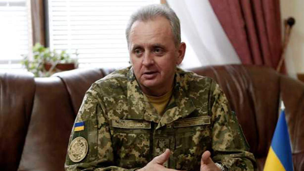 Комитет Рады по нацбезопасности проголосовал за отставку Муженко
