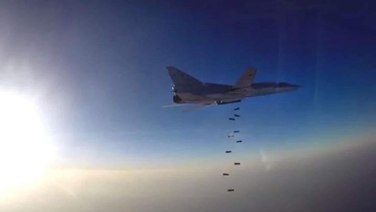 От авиаударов России в Сирии погибли почти 40 человек, среди них дети