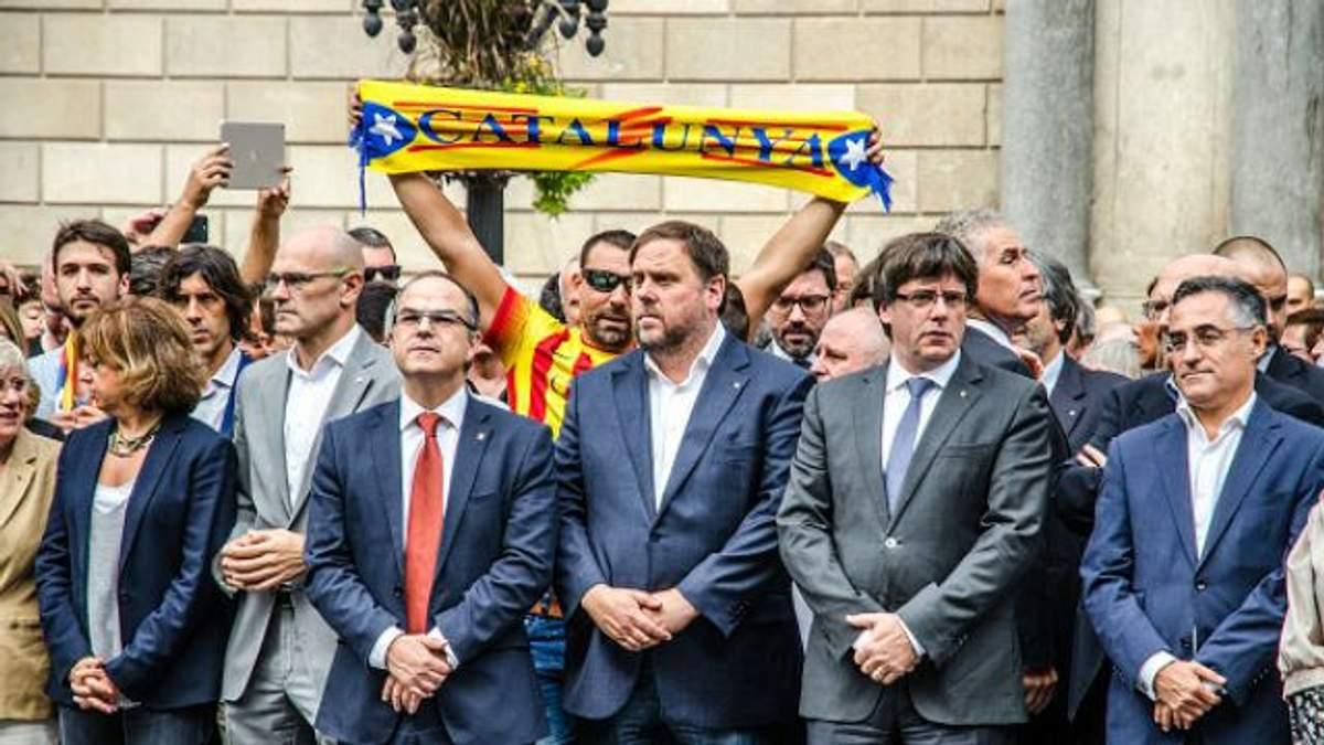 Почему Каталония проигрывает и чем конфликт в Испании отличается от аннексии Крыма?