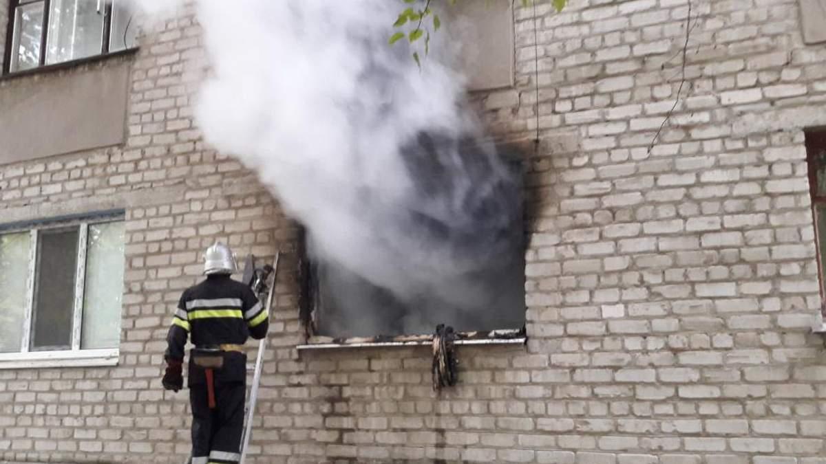 На Харьковщине в результате пожара погибла 4-летняя девочка
