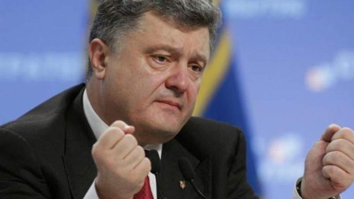 Політолог розповів, які загрози закладені Порошенком у законопроекті про реінтеграцію Донбасу