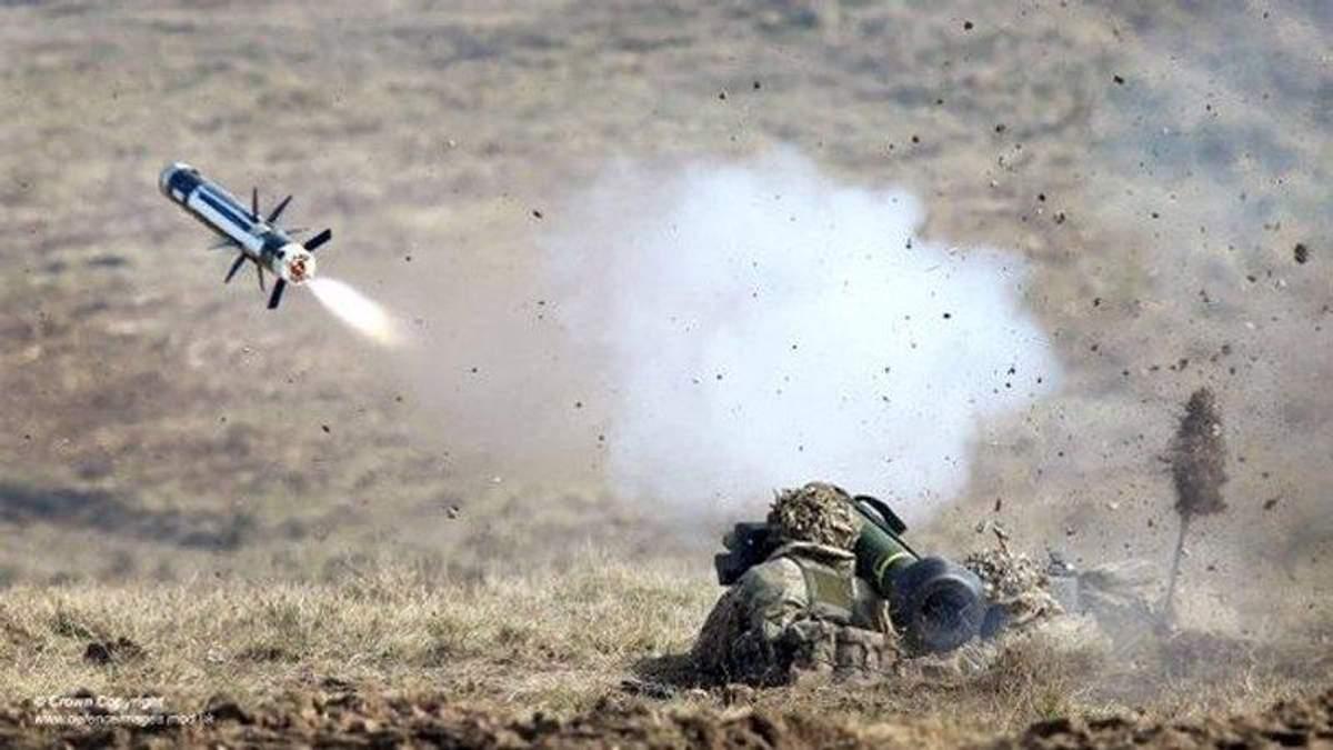 Адміністрації Трампа час надати Україні летальну зброю