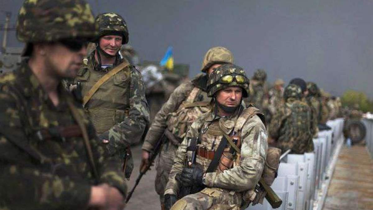 Скільки українців готові захищати країну зі зброєю