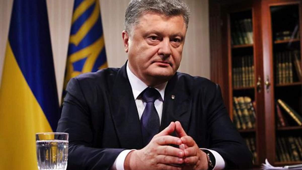 Порошенко согласился, что законопроект по Донбассу должен включать и вопросы Крыма