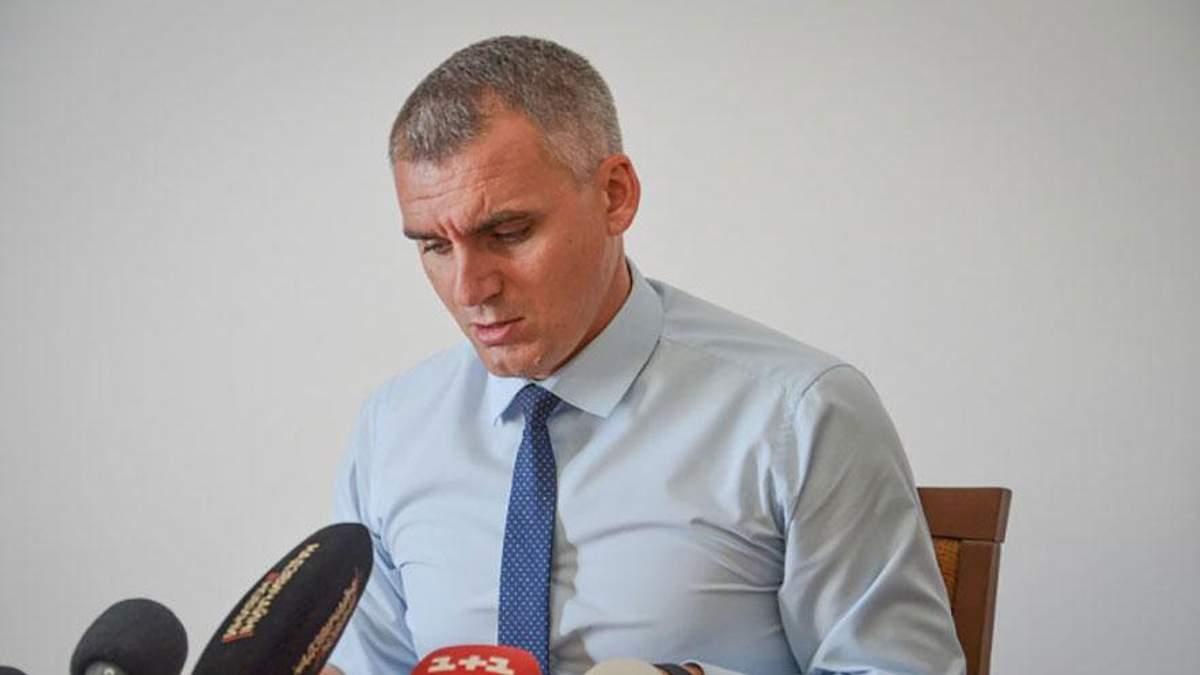 Мэра Николаева отправили в отставку