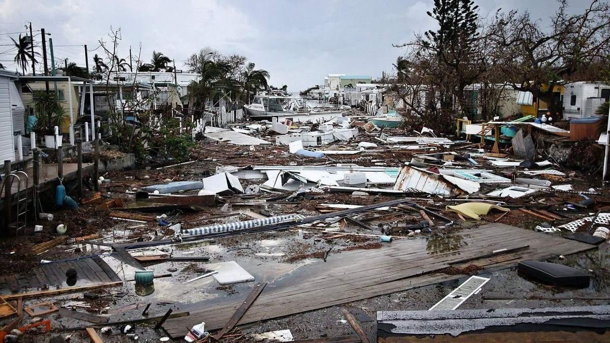 """Тропічний шторм """"Нейт"""" вирує в Центральній Америці: загинуло щонайменше 20 людей"""