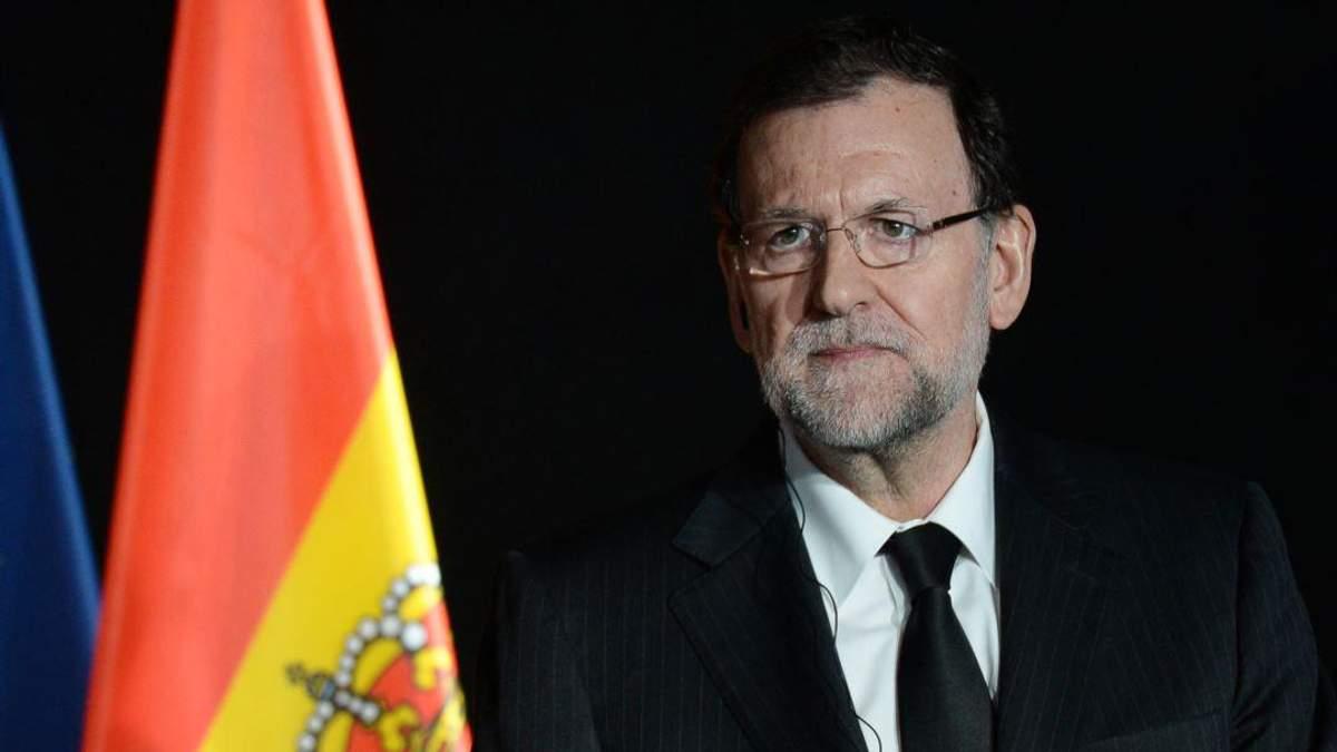 Прем'єр-міністр Іспанії зреагував на референдум у Каталонії нерозсудливо